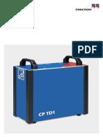 CP TD1 User Manual