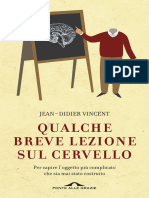 Jean Didier Vincent - Qualche Breve Lezione Sul Cervello