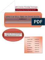 Sisal Report