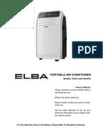 Epac a4010dwh User Manual