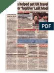 Lalit Modi Affair - Part 1