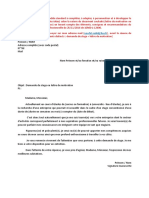 Demande de Stage -- Lettre de Motivation (1)