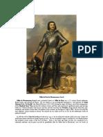 Gilles de Rais de Montmorency-Laval