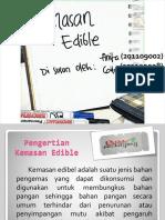 Kemasan Edible