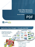 Palo Alto Networks Cust June 2009