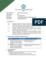 Rencana Pelaksanaan Pembelajaran UNSUR K13 SMP