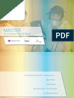 Master Actividad Fisica Salud UDC
