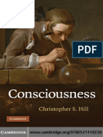 Christopher S. Hill Consciousness