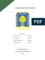 Tata Kelola Etis Dan Akuntabilitas Paper Kelompok (2)