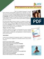 Boletin de Mesa Tecnica de Discapacidad 2014.Pub Ver 4 Nov