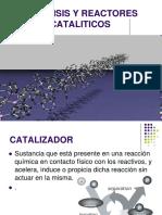 (8) CATALISIS Y REACTORES CATALITICOS.ppt