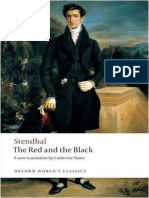 Stendhal-The Red and the Black_ a Chronicle of the Nineteenth Century (Oxford World's Classics)-Oxford University Press, USA (2009)