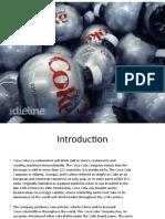 Sabari.brand Audit for Coke