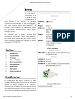 Idioma Ixcateco - Wikipedia, La Enciclopedia Libre