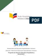 Programa Aulas Hospitarias Nov 2016 1