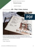 CoffeeSketch #8 – Pitty's Cakes Jirahara – Roberth Jordan