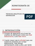 TEMA 3-Cromatografía de Gases