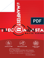 El Manifiesto Telecomunista
