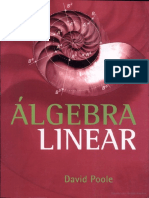 David Poole Algebra Linear