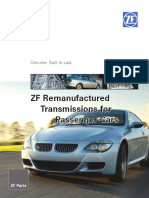 ZF Remanufactured Transmissions