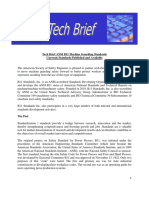 B11 Tech Brief of November 2015