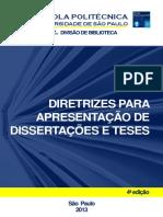 _POLI USP Diretrizes Teses Dissertações