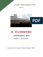 Antologia 2014 Finale