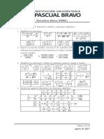 Taller 2 MB-Exponentes, Radicales y Polinomios