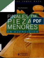 Finales de Piezas Menores en Ejercicios_Konikowski