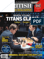British Chess Magazine November 2016