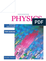 Advanced Physics (Fifth Edition) (Duncan)