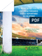 El Manejo Del Color en Las Actividades Físico-Deportivas Recreativas