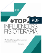 Top 20 Influencers FIsioterapia.pdf