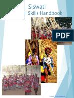 Peace Corps Siswati- Special Skills