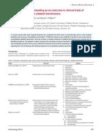 Hematology 2012 Bercovitz 157 60
