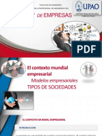 Gestión Empresarial Modelo Empresariales