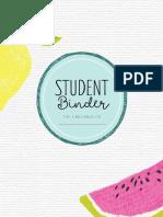 Studentcover by Shiningmomblog