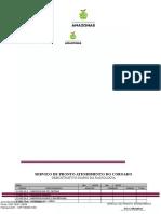 Demonstrativo Diário Radiologia