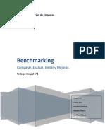 Benchmarking Final