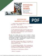 Entonces cantó Moisés_  Viernes 13 de Octubre de 2017.pdf