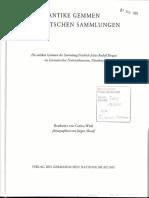 Weiß_Antike Gemmen in Deutschen Sammlunge
