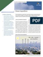 Ozono Troposferico