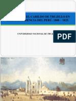 Independencia y Cultura Política en El Cabildo De