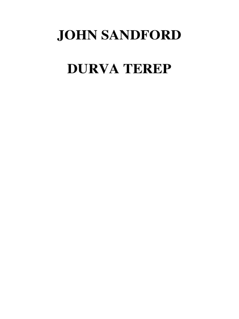 John Sandford - Durva Terep e69794f369