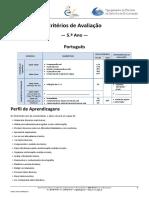 criterios port 5 ano