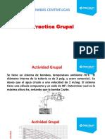 ACTIVIDAD GRUPAL - CAVITACION