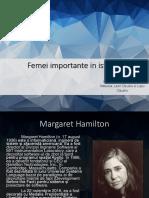 Femei importante in istorie (Demo)