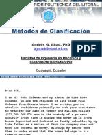 CLASIFICACION-ESPOL