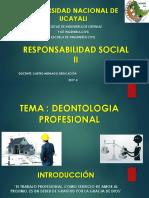 1 Clase Responsabilidad Social II