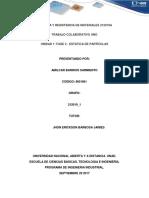 Sintesis de Estática de Partículas_Amilcar_Barrios